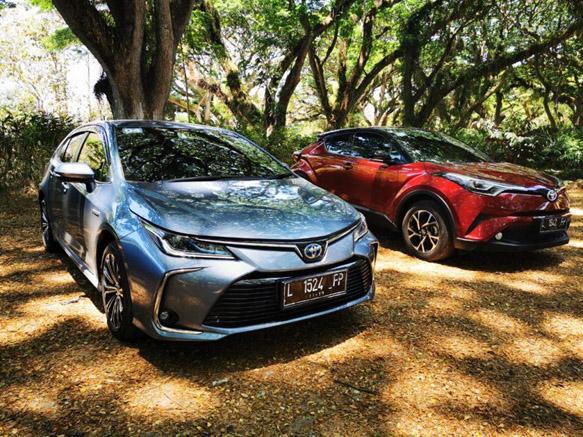 mobil toyota terbaru spesifikasi fitur fasilitas desain car merek brand customer services