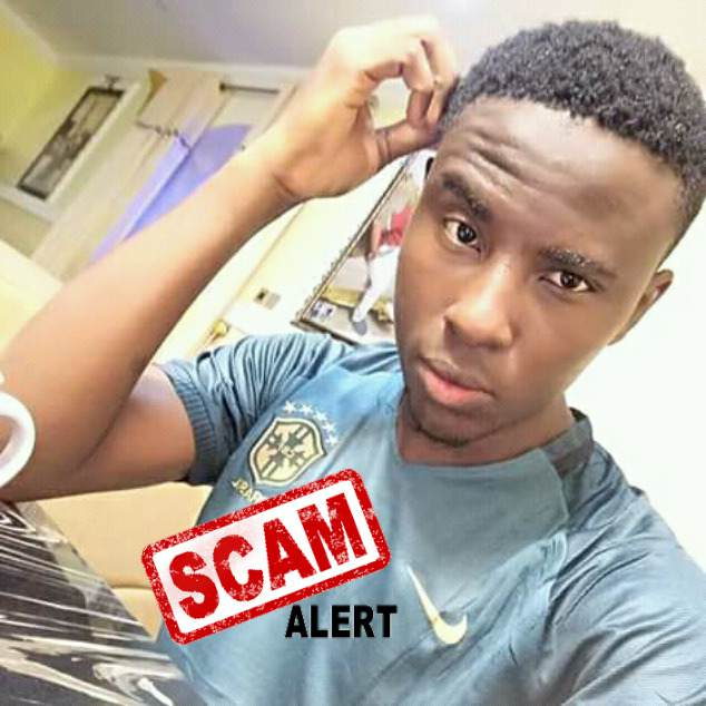 TheBlueNation Scammer Admin , Ugochukwu Nwakanma Nigerian Scammer , Online Fraud