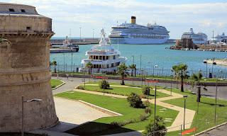 """Porto di Civitavecchia: progetto europeo """"YEP-MED"""""""