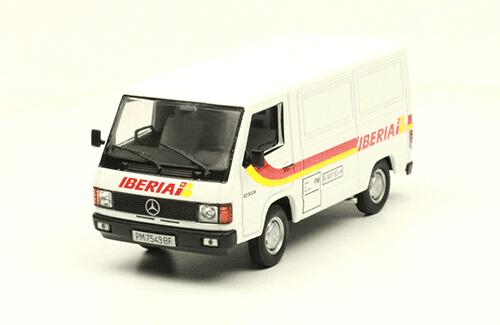 Mercedes-Benz MB100 1990 Iberia vehículos de reparto y servicio salvat