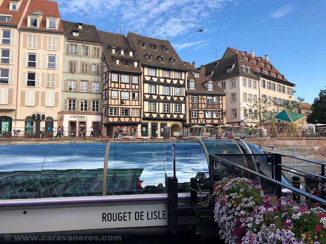 Estrasburgo. Crucero Batorama | Alsacia y la Selva Negra en autocaravana