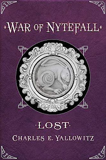 War of Nytefall: Lost - a wild vampire action adventure book promotion by Charles E. Yallowitz
