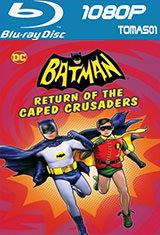 Batman: El regreso de los cruzados enmascarados (2016) BDRip 1080p DTS