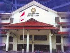 Jadwal Pendaftaran Mahasiswa Baru (UPN) Universitas Pembangunan Nasional Veteran Jakarta 2017-2018
