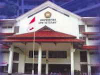 Pendaftaran Mahasiswa Baru ( UPN-JAKARTA ) 2020-2021