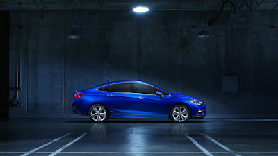 Meet The All-New 2016 Chevrolet Cruze