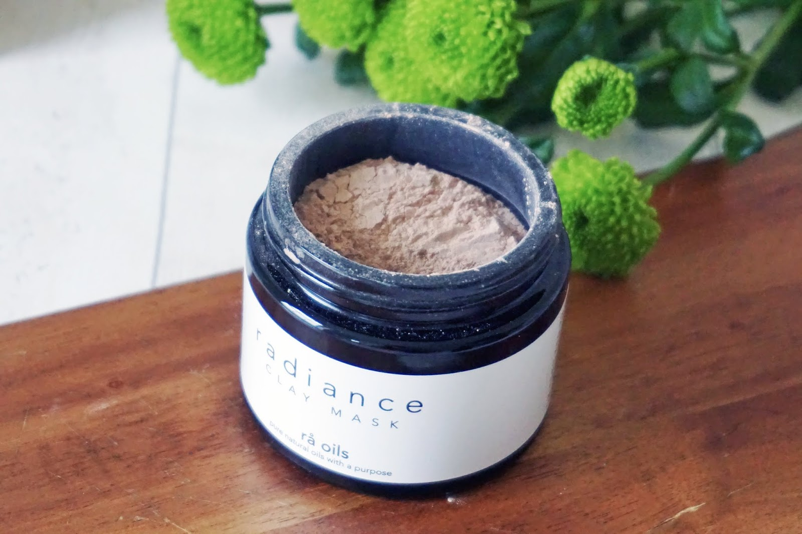 Ra Oils Radiance Clay Mask