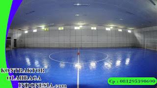 Mataram Harga Pembuatan Lapangan Futsal Murah Bagus Profesional