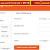 UPDATE PEMBAYARAN OTOMATIS (AUTOWITHDRAWL) SITUS POPTM.COM MINIMAL $50
