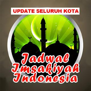 [SEMUA KOTA INDONESIA] Jadwal Sholat dan Imsakiyah Ramadhan 1437 H 2016 M