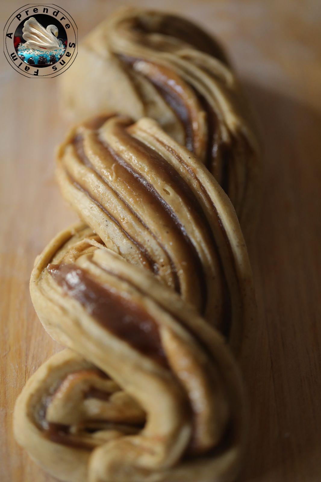 La pâte à brioche au levain