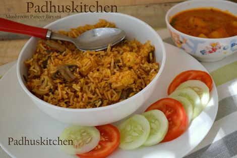 essay regarding the preferred foods biryani masala