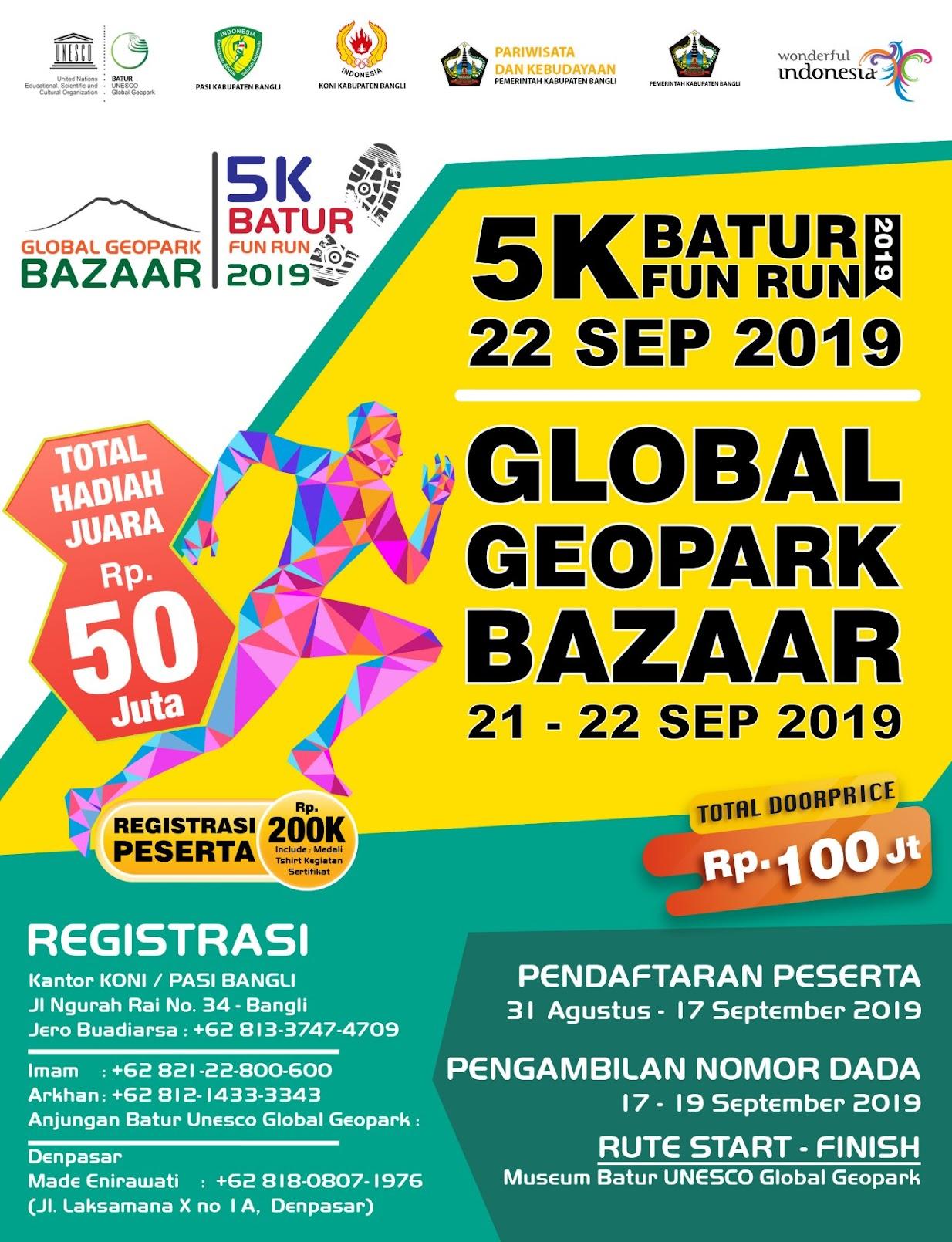Batur Fun Run • 2019