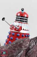 "Brotherhood of the Daleks Red ""Thalek"" Dalek 19"