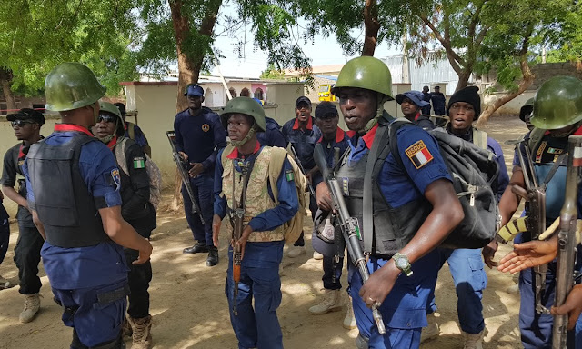 1,900 NSCDC officers to undergo psychological test in Kaduna