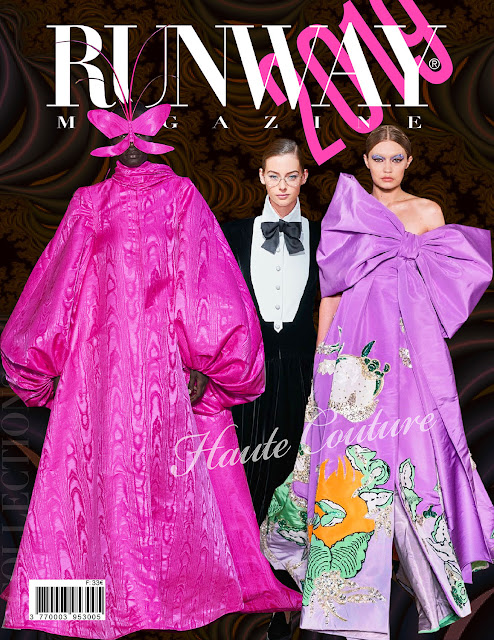 Runway Magazine 2019 Paris Haute Couture Collections