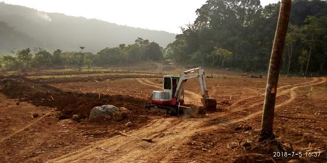 Progress Kavling Lantaburo Tanjungsari dan Kavling Lantaburro Karyamekar Cariu oleh Lantaburo Propertindo