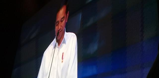 Pelukan Paloh-Sohibul Hingga Salaman Megawati Dijawab Gamblang Jokowi