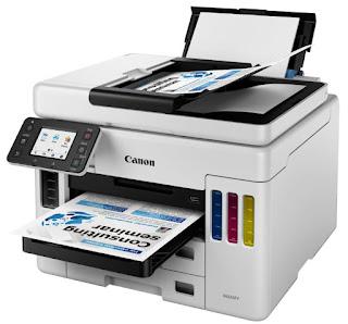 Canon MAXIFY GX MegaTank Printers