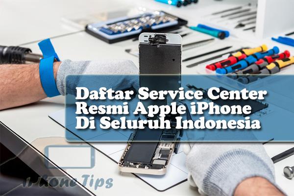 Alamat service center iphone di makassar