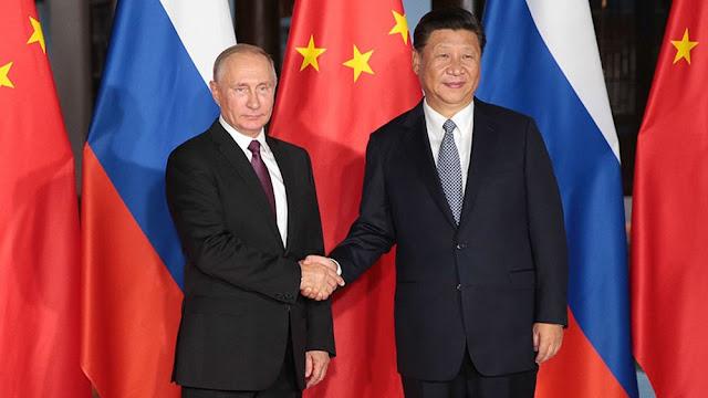Πόσο άνετη είναι η Ρωσία και η Κίνα με τη στρατιωτική τους συνεργασία;