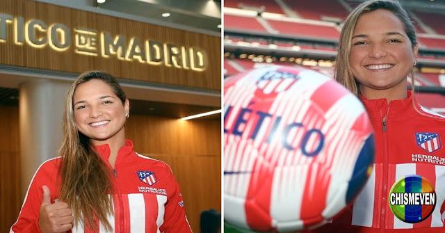 Futbolista Deyna Castellanos resultó infectada y abandona el fútbol