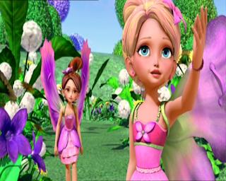 Barbie A Pequena Polegar