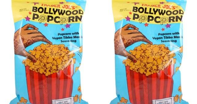 Trader Joe's Debuts New Tikka Masala-Flavored Popcorn  Brand Eating