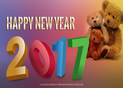 New Year Messages 2017 Status