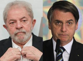 Pesquisa aponta Lula como favorito na corrida presidencial em 2022