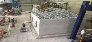 Uji Siklik Sistem Domus di Laboratorium PUSKIM PUPR