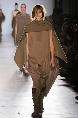 Funny fashion photo, Cloth with hole