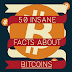 50 Facts about BitCoins - Infographic