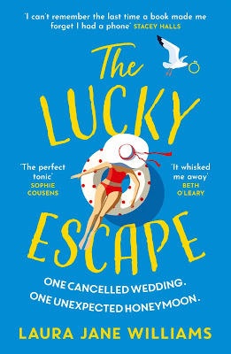 The Lucky Escape by Laura Jane Williams book cover