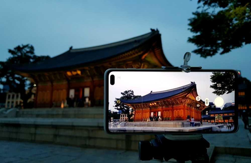 Kamera Mode Malam Samsung Galaxy S10 Plus (samsung.com)