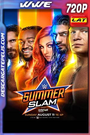 WWE SUMMERSLAM (2019) HD 720p Latino – Ingles