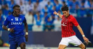 موعد مباراة الهلال واوراوا ريد دياموندز الأحد 24-11-2019 ضمن دوري أبطال آسيا والقنوات الناقلة