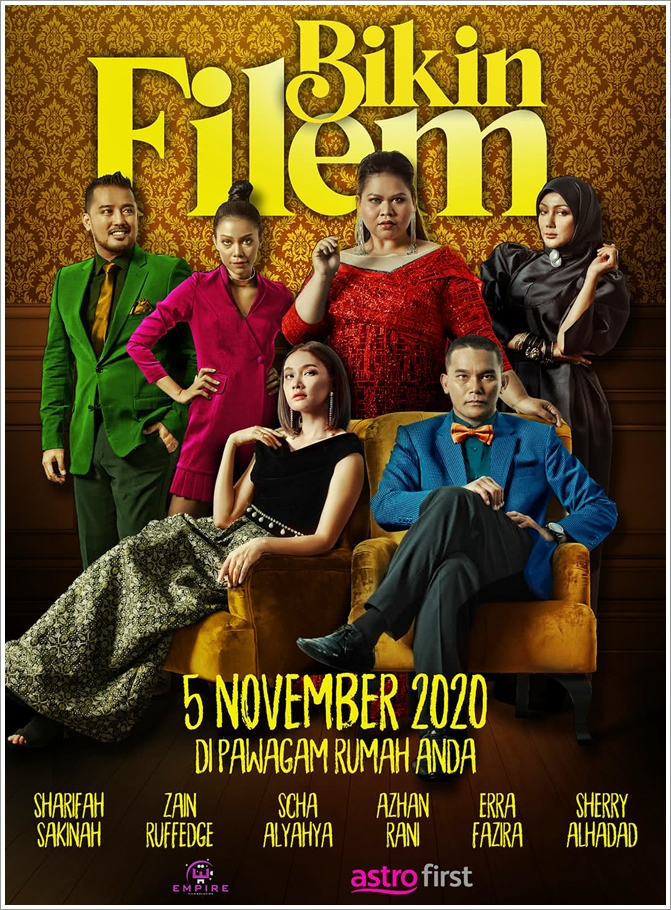 Movie | Bikin Filem (2020)