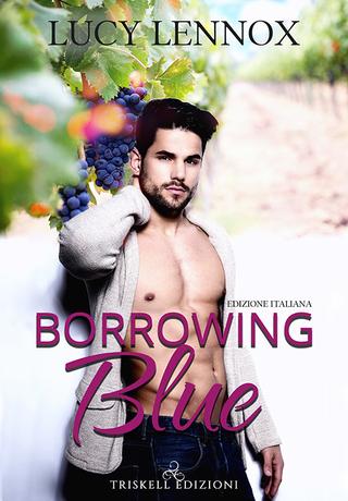 Borrowing Blue di Lucy Lennox COVER