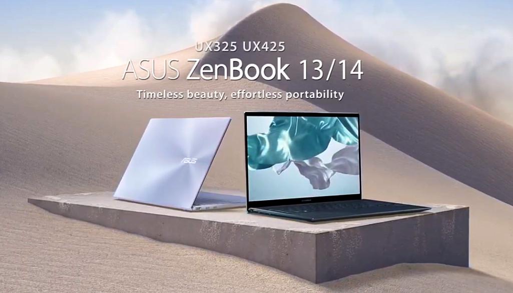 ASUS ZenBook 13 UX325, ASUS ZenBook 14 UX425