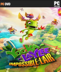Yooka-Laylee and the Impossible Lair Torrent - PC (2019)