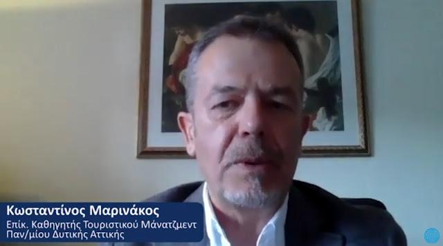 Πρόεδρος Τουριστικού Οργανισμού Πελοποννήσου: Να περάσουμε σε ένα νέο μοντέλο τουριστικής εκπαίδευσης