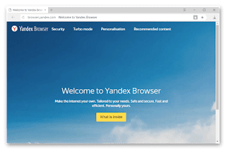 Download Yandex Browser v19.1.1.909 Offline Installer File Without Password By Jonaki TelecoM