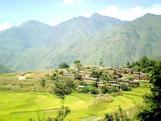Matela Village Darchula