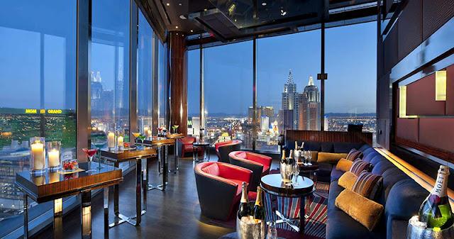 Dicas de Las Vegas: Mandarin Bar