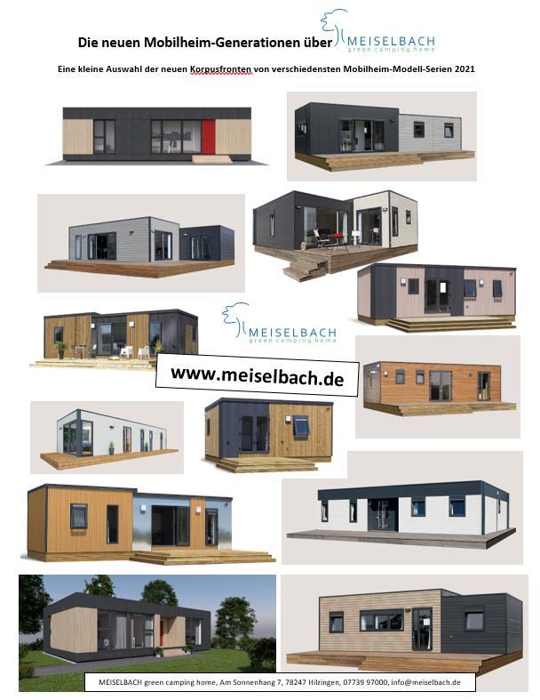 Mobilheime Fronten Meiselbach
