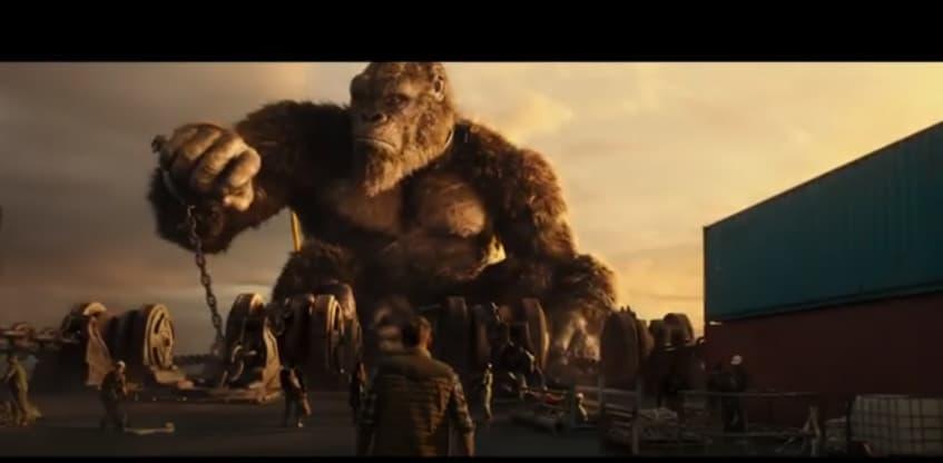 فيلم Godzilla vs. Kong الامريكي 2021
