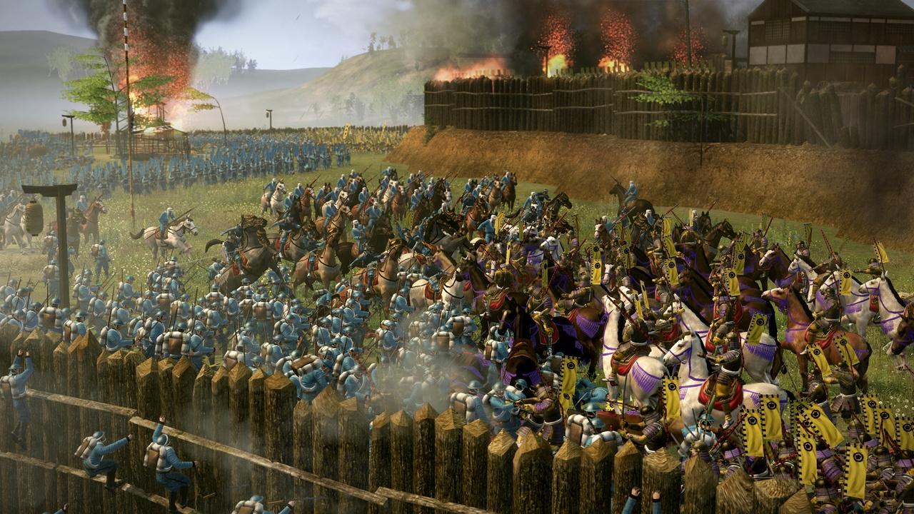 幕府將軍 2:武士之殤 Total War: SHOGUN 2 - Fall of the Samurai - AS. area