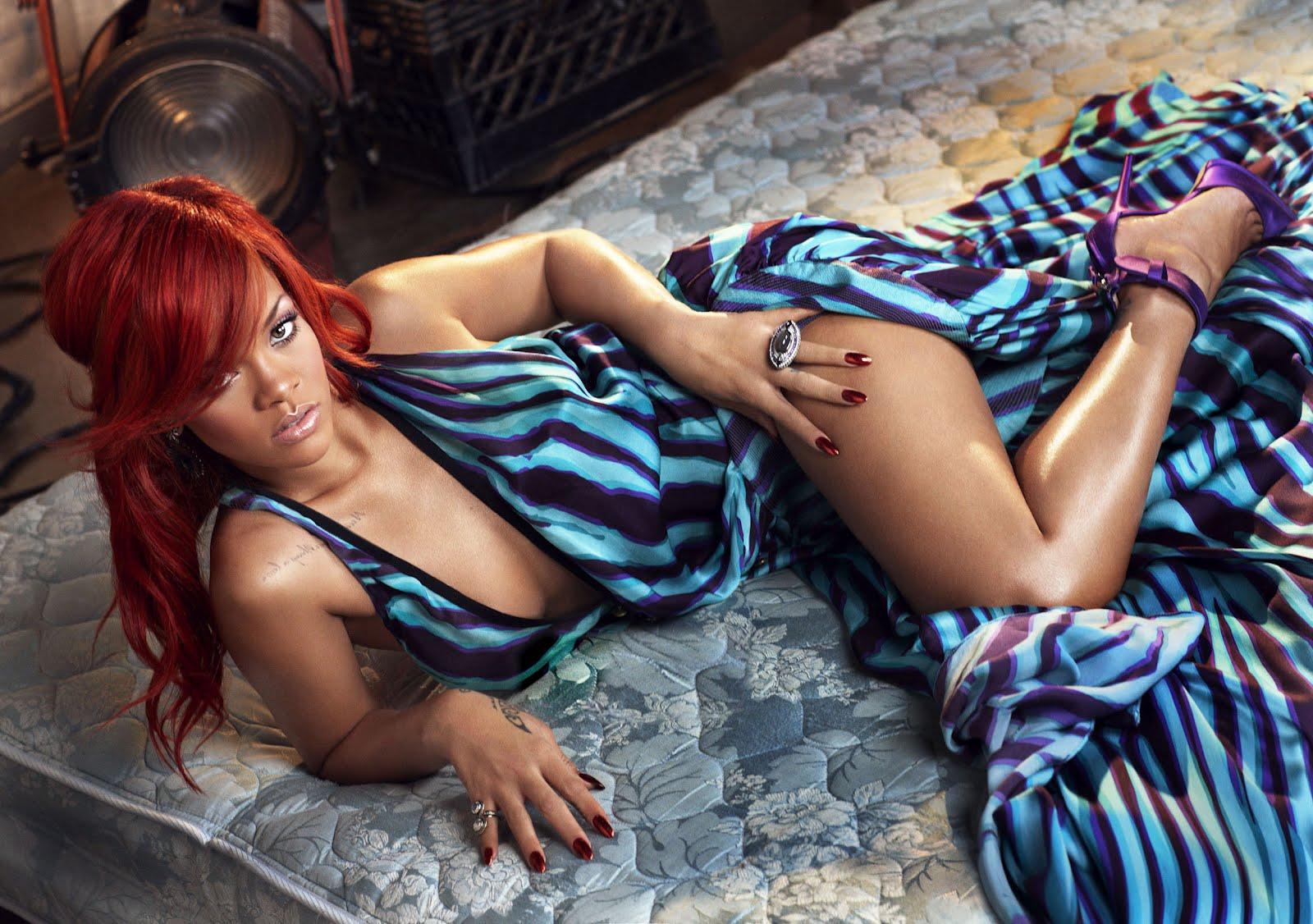 Rihanna Toes: The Toe Cleavage Blog: Rihanna Week