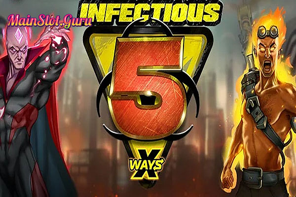 Main Gratis Slot Infectious 5 XWays Nolimit City